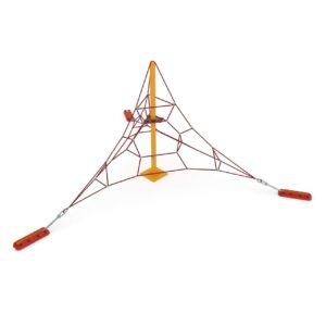 CLIMBING NET — 3 LEGS h: 3 m