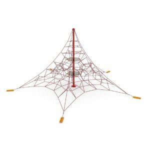 CLIMBING NET — 5 LEGS h: 6 m
