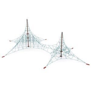 CLIMBING NET DOUBLE h: 6-8 m