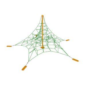 CLIMBING NET — 5 LEGS h: 4,3 m 4,5