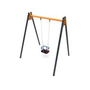1-seat Metal Swing