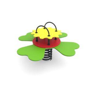 4-Leaf Clover Spring Rider