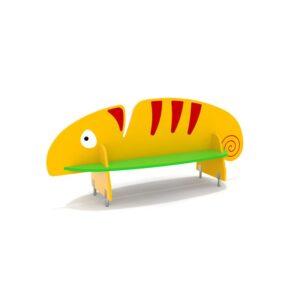 Chameleon bench
