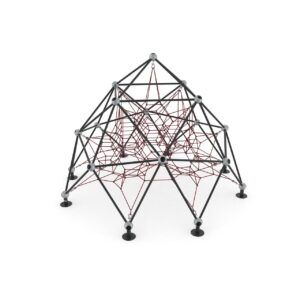 CLIMBING NET SPACE CAGE h: 4 m.